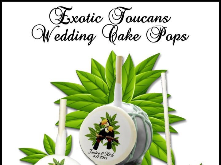 Tmx Brazilian Wedding Cake Pops 51 957767 1558201984 Ringtown wedding invitation
