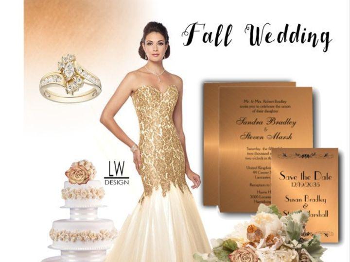 Tmx Fall Wedding 51 957767 1558203839 Ringtown wedding invitation