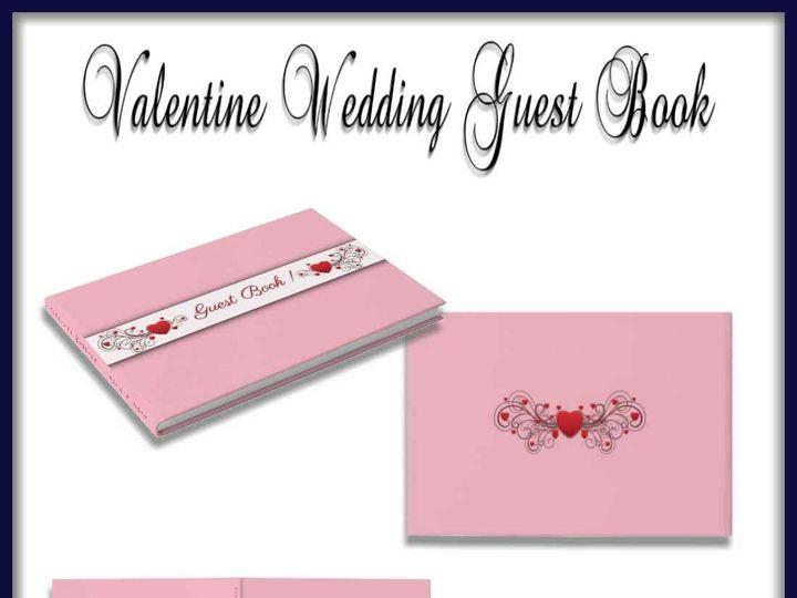 Tmx Valentine Wedding Guest Book 51 957767 1558203061 Ringtown wedding invitation