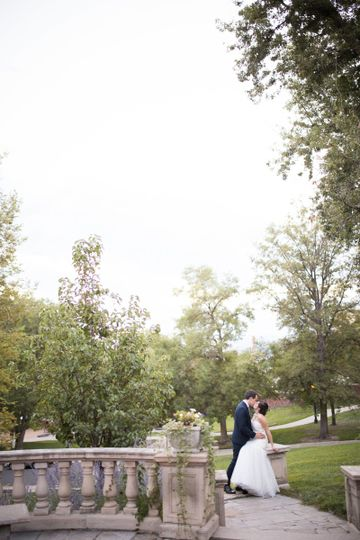 gorgeous grounds to stroll romantically for the best wedding photos ever!
