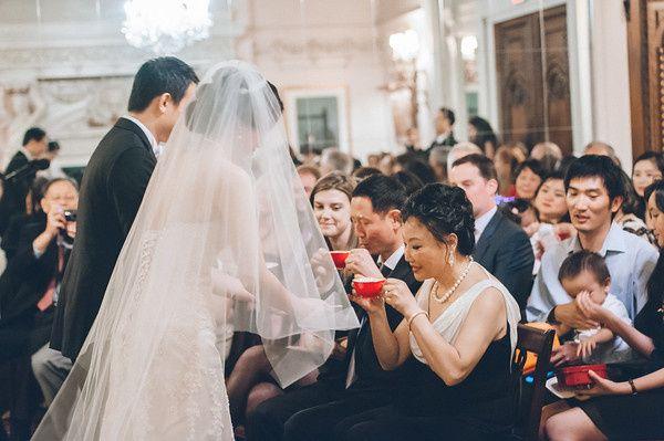 chinese wedding tea ceremony parents