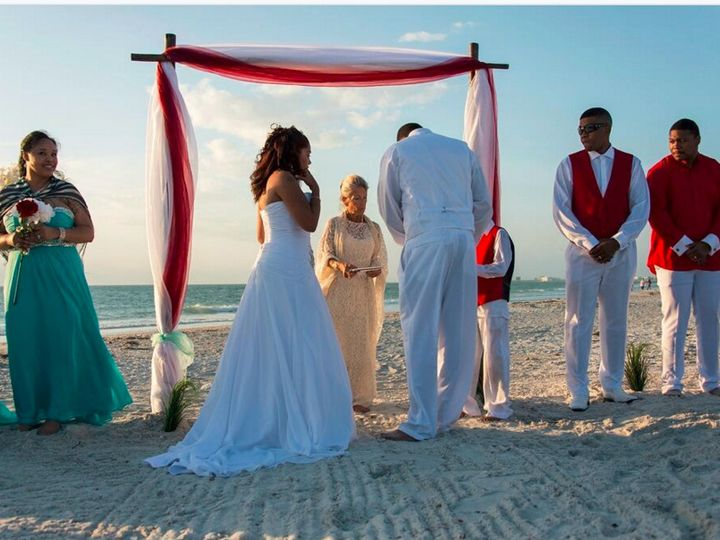 Tmx 1462200355819 Debra1 Clearwater, FL wedding officiant
