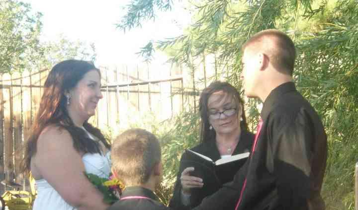 Any Wedding Anytime Rev. Margie Byrne