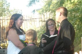 Any Wedding Anytime Rev. Margie Byrne