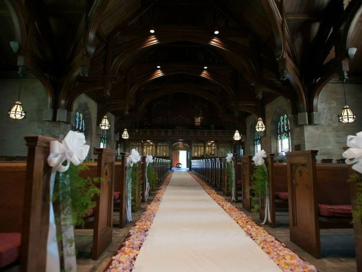 Tmx 1416270393584 Aisle Decor East Aurora, New York wedding florist