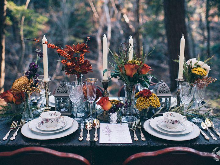 Tmx 1452479078676 Fallwoodlandinspirationwedding 7 East Aurora, New York wedding florist