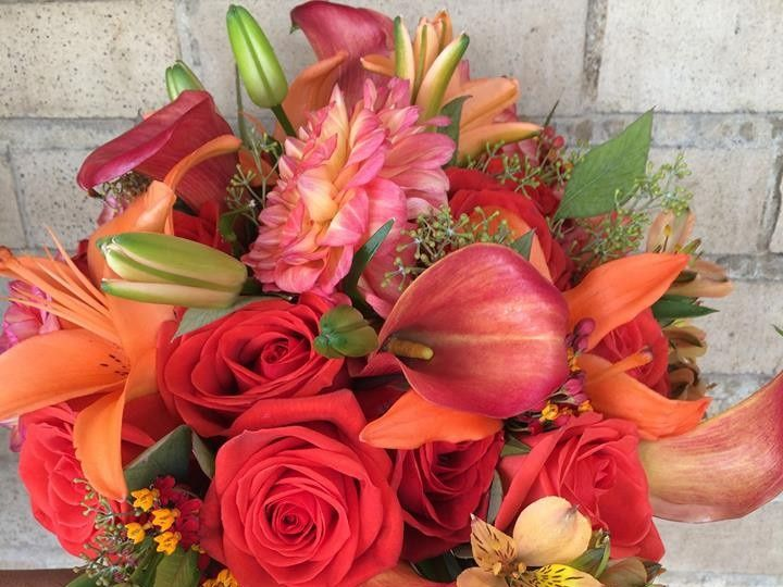 Tmx 1453920532817 Mango East Aurora, New York wedding florist