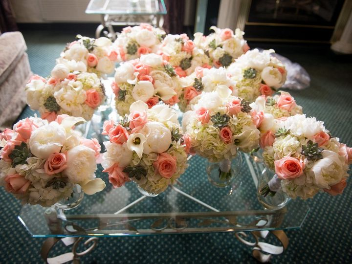 Tmx 1467157719171 Christinamarkwedding 1 East Aurora, New York wedding florist