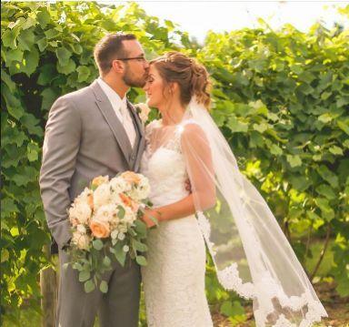 Tmx 1507593057 226b2bf734c8519f 20170802 192608 East Aurora, New York wedding florist