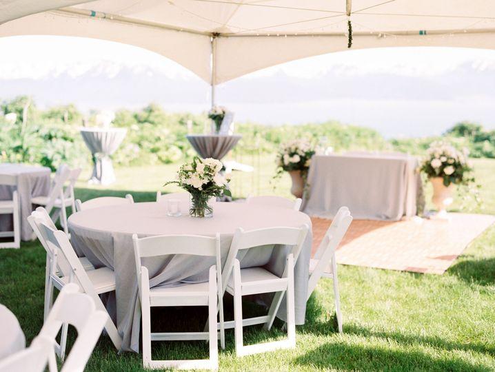 Homer wedding, banquet