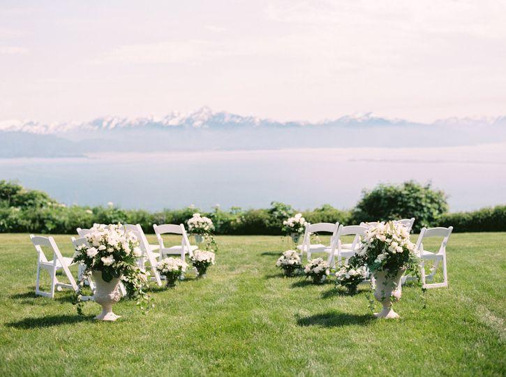Homer wedding, field