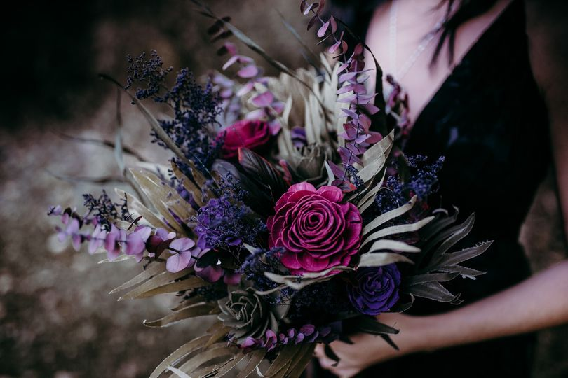 Dark Boho Bouquet