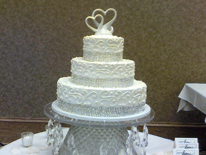 Tmx 1457383438041 The Knot Storefront Photo Toledo wedding cake