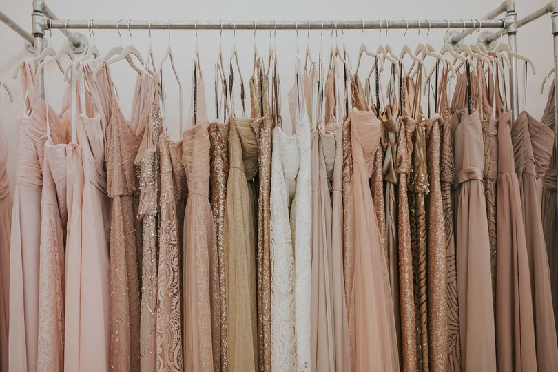 Designer bridesmaid dresses from Sorella Vita, Jenny Yoo, Watters & more