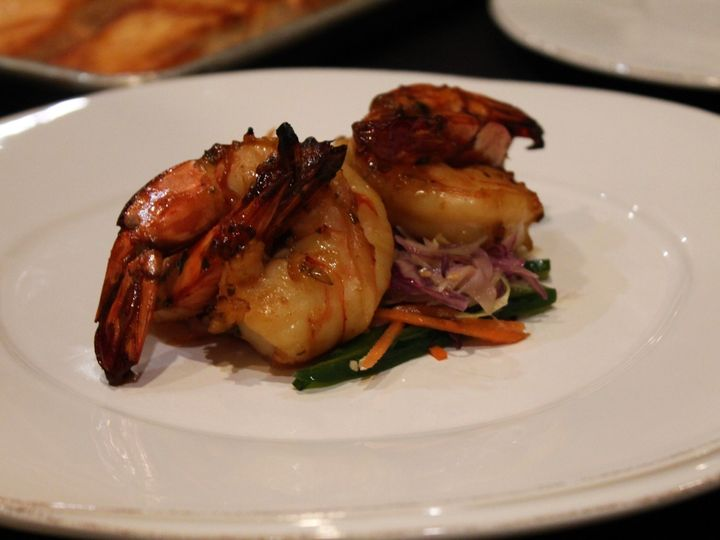 Tmx Appetizer Shrimp Plated 1 51 581867 1559077310 Plano, TX wedding catering