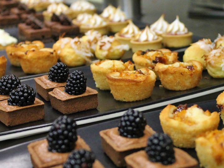Tmx Dessert Bite Size Treats 11 51 581867 1559077367 Plano, TX wedding catering