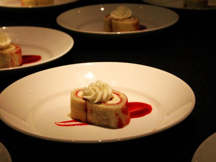 Tmx Dessert Raspberry Lemon Roulade Shortcake Plated 2 51 581867 1559077385 Plano, TX wedding catering