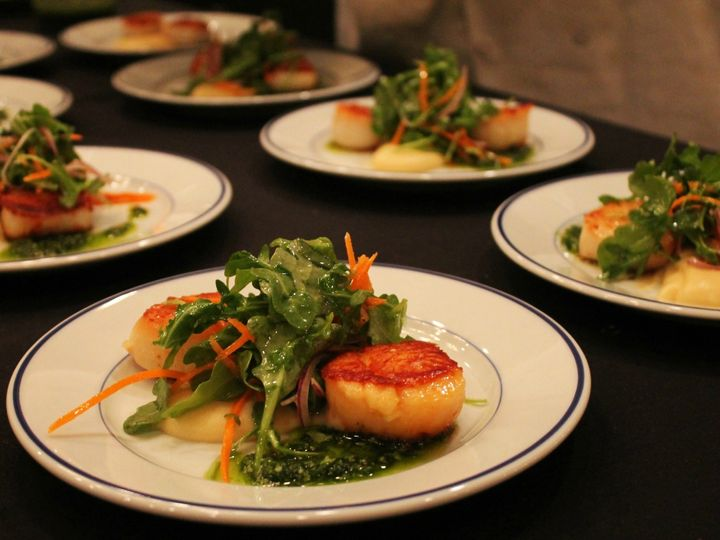 Tmx Scallop Plated 4 51 581867 1559077431 Plano, TX wedding catering