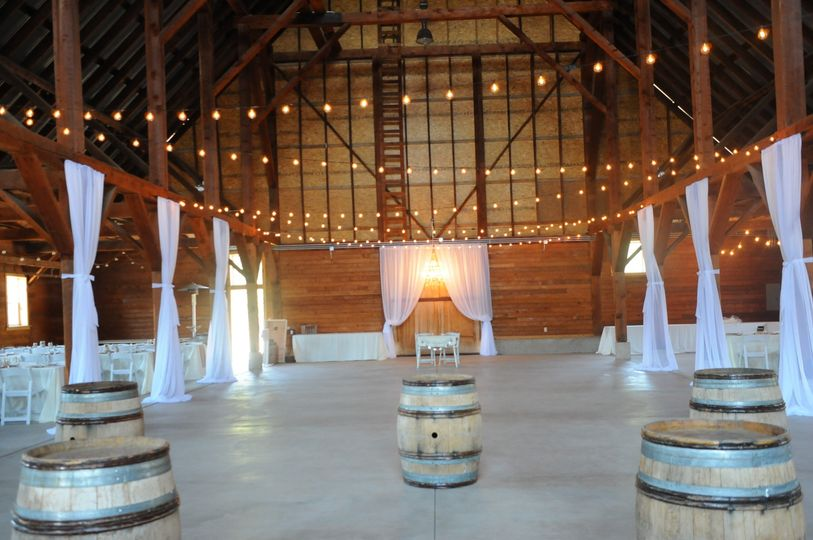 Lighting & draping packages
