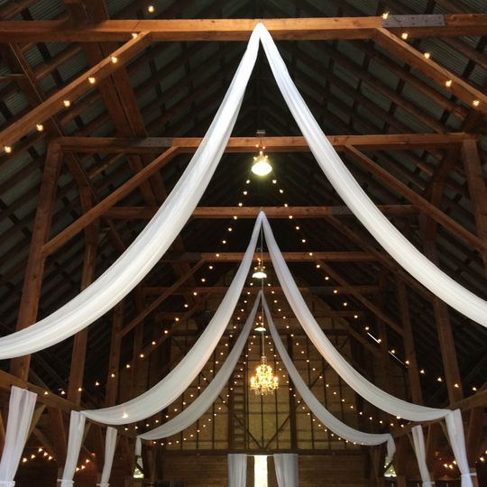 Lighting packages available