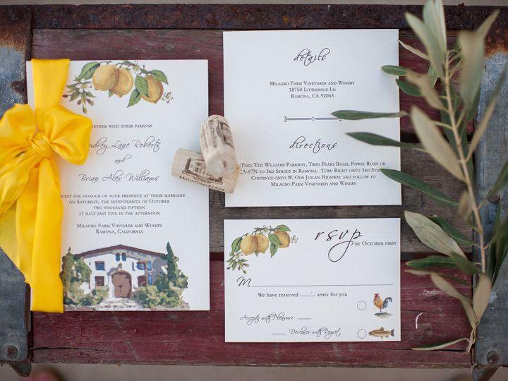 Tmx 1452543925358 Mr.26mrs.weddingduoitalian 3583205211 O San Diego, CA wedding invitation