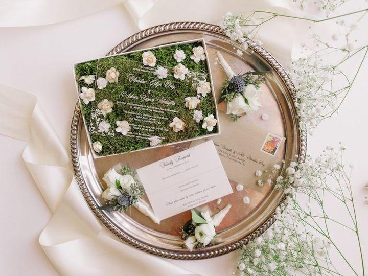 Tmx 1539205998 B2a896024232c006 1487896189360 Acrylic San Diego, CA wedding invitation