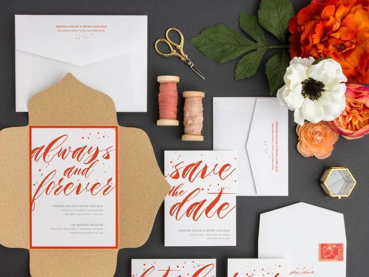 Tmx Always And Forever Small 51 583867 1561156163 San Diego, CA wedding invitation