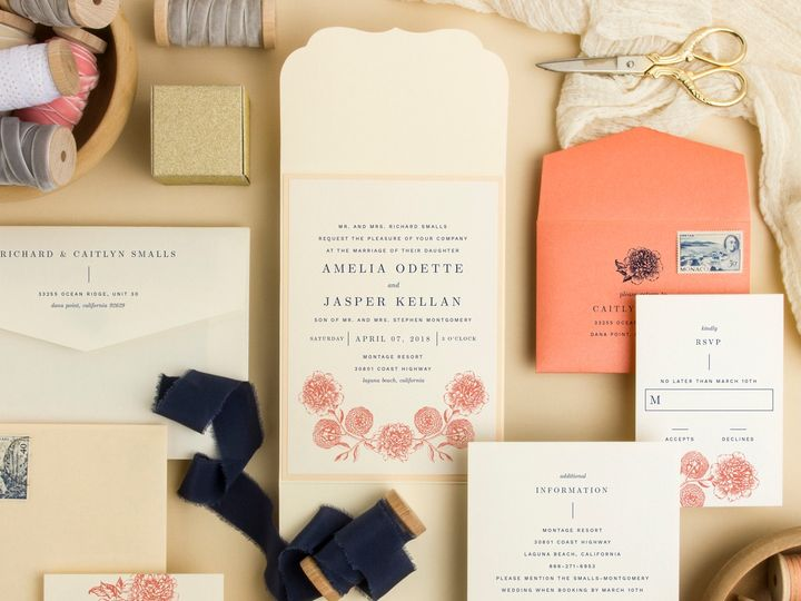 Tmx Love Is Blooming Small 51 583867 1561156244 San Diego, CA wedding invitation