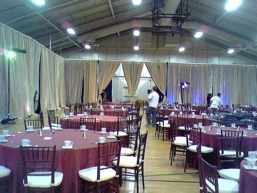 Tmx 1226760614257 VIPDInnerinFieldHouse Wakefield wedding rental