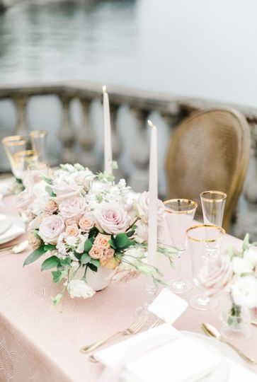 Sweetheart table | PNW | Gig Harbor | Elopement