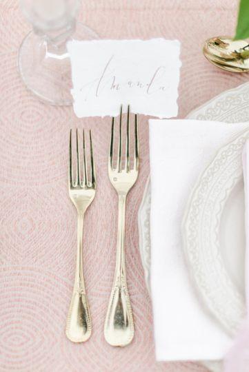 Cutlery | PNW | Gig Harbor | Elopement