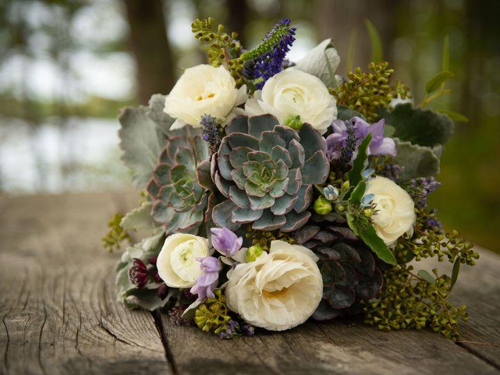 Tmx Succulent Bouquet 51 1945867 158395805762518 Newcastle, ME wedding florist