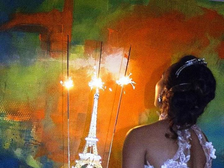 Tmx 1437091996524 Img1562cake4 Oviedo wedding cake
