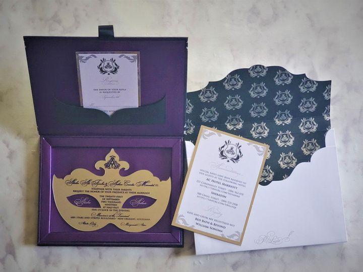 Tmx Pdl 4 51 386867 158079490481189 New Orleans wedding invitation