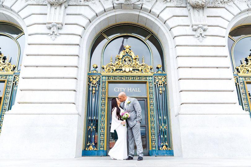 City Hall elopement