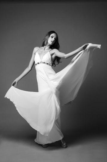 Starlight Long Harlow Dress