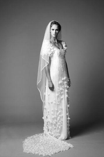 Tinkerbell Long Twinkle Dress, Long Heart Shaped Veil