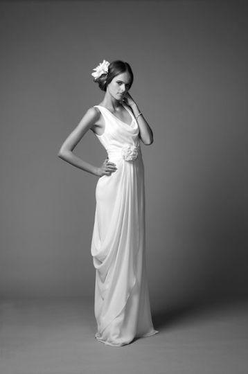 Ophelia Long Anisha Dress