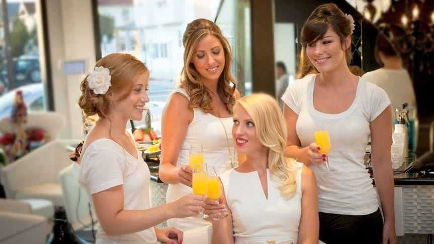 Bridal: one of our specialties
