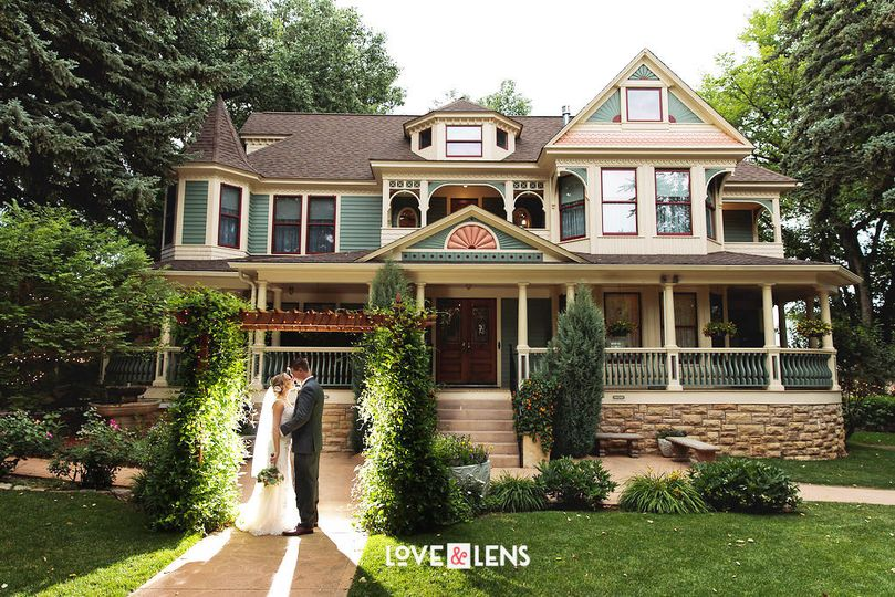 Tapestry House by Wedgewood Weddings