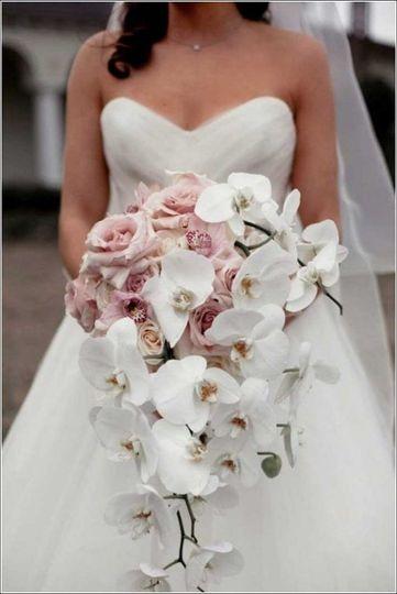blush rose cascade bouquet 51 1038867