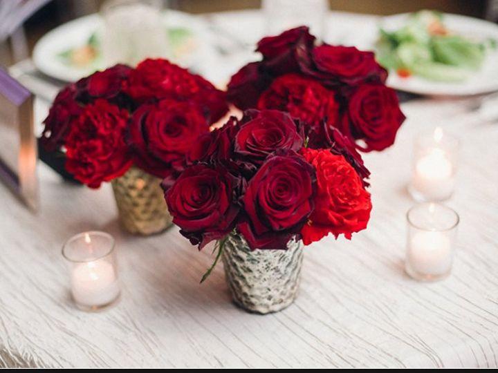 Tmx Bar Arrangements 51 1038867 East Orange, NJ wedding florist
