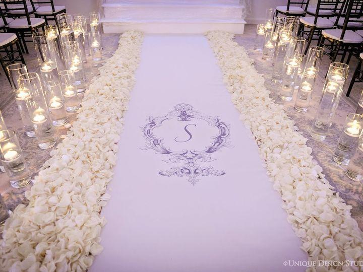 Tmx Gathers Aisle Idea 51 1038867 East Orange, NJ wedding florist