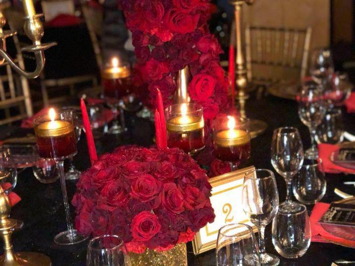 Tmx Red And Gold22 51 1038867 East Orange, NJ wedding florist