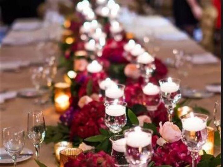 Tmx Table Runner 51 1038867 East Orange, NJ wedding florist