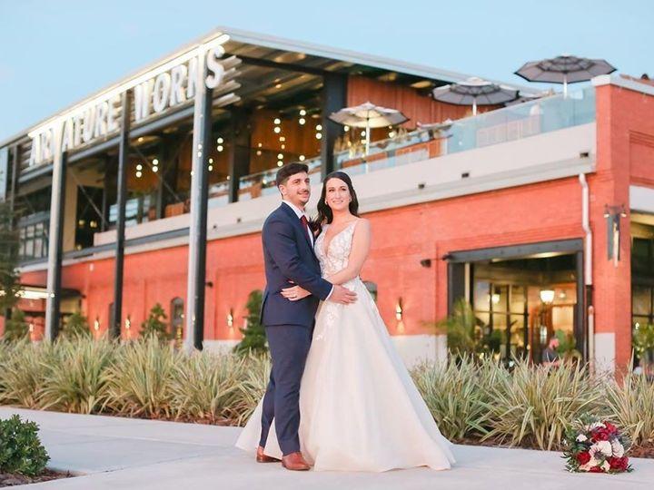 Tmx Armature Works 2 51 609867 158491135444963 Tampa, FL wedding planner