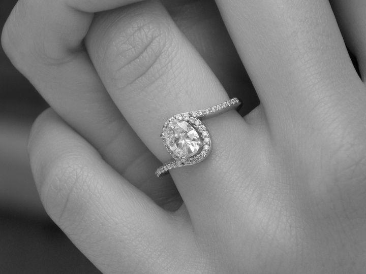 Tmx 1474915714660 Chris Deig Ring 2015 Evansville wedding jewelry