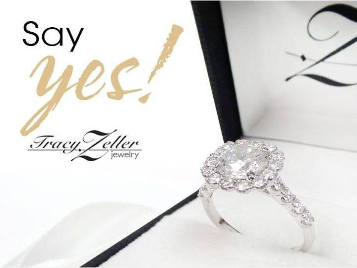 Tmx 1474916865284 Say Yes Evansville wedding jewelry