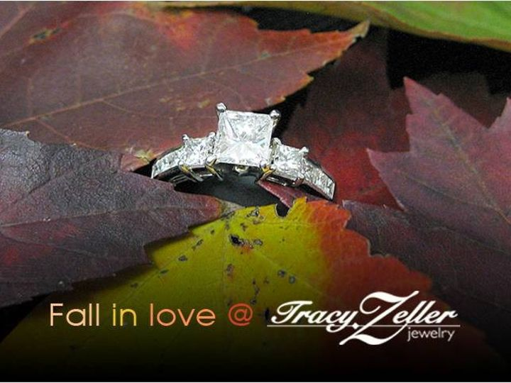 Tmx 1474918063147 Fall In Love 3 Evansville wedding jewelry