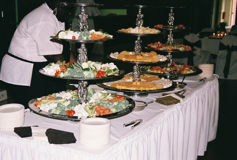 LaShon's Catering Specialists main dish